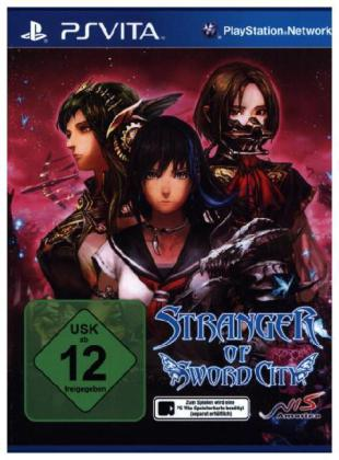 Stranger of Sword City German Edition - PSV | Dodax.com