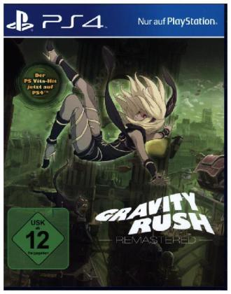Gravity Rush Remastered - PS4 | Dodax.at