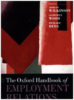 The Oxford Handbook of Employment Relations | Dodax.at