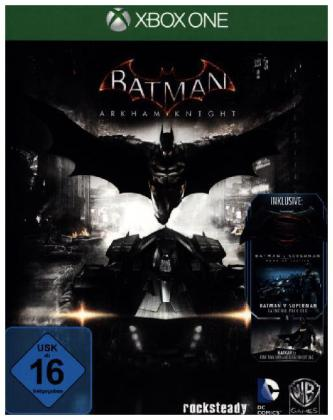 Batman Arkham Knight (Sonder-Edition) - Xbox One | Dodax.ch