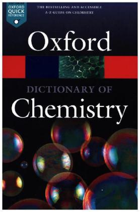A Dictionary of Chemistry   Dodax.pl