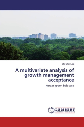 A multivariate analysis of growth management acceptance | Dodax.de