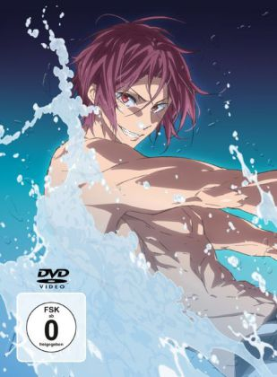 Free! Eternal Summer. Box.3, 2 DVDs (Limited Edition) | Dodax.at