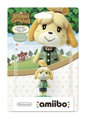 Nintendo - amiibo Animal Crossing Collection Sommer-Outfit Isabelle (1080866) | Dodax.nl