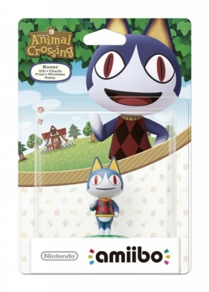 Nintendo - amiibo Animal Crossing Collection Rover Collectible Figure (2000366) | Dodax.co.uk