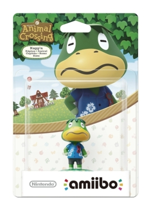 Nintendo - amiibo Animal Crossing Collection Kapp'n Collectible Figure (2000466) | Dodax.co.uk