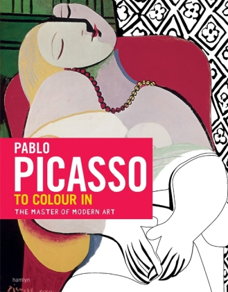Pablo Picasso to colour in | Dodax.ch
