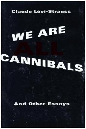 We Are All Cannibals | Dodax.ch