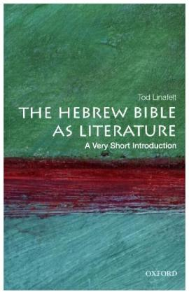 The Hebrew Bible as Literature | Dodax.at