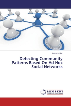 Detecting Community Patterns Based On Ad Hoc Social Networks | Dodax.ch