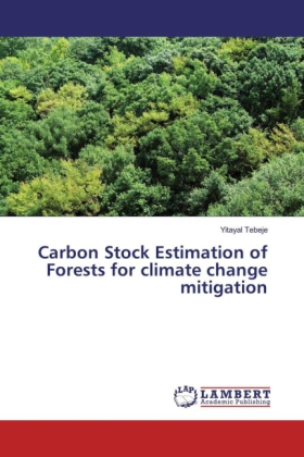 Carbon Stock Estimation of Forests for climate change mitigation | Dodax.at