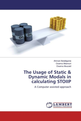 The Usage of Static & Dynamic Modals in calculating STOIIP | Dodax.de