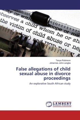 False allegations of child sexual abuse in divorce proceedings | Dodax.ch