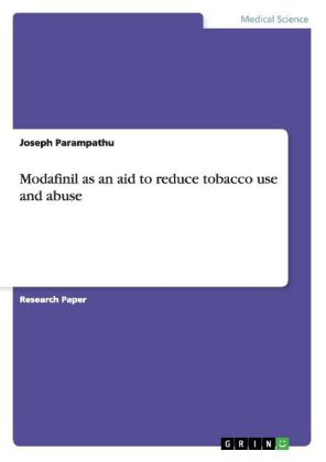 Modafinil as an aid to reduce tobacco use and abuse | Dodax.pl