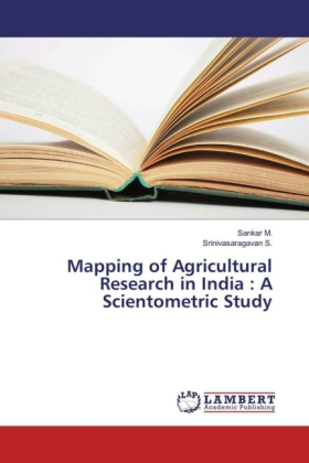 Mapping of Agricultural Research in India : A Scientometric Study | Dodax.pl