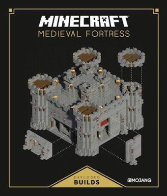 Minecraft Exploded Builds: Medieval Fortress | Dodax.ch