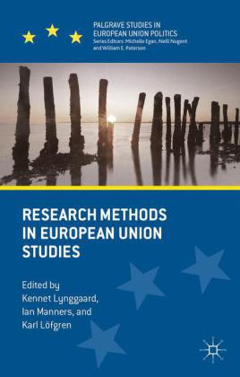 Research Methods in European Union Studies | Dodax.at