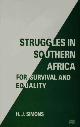Struggles in Southern Africa for Survival and Equality | Dodax.ch