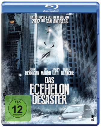 Das Echelon-Desaster, 1 Blu-ray | Dodax.at