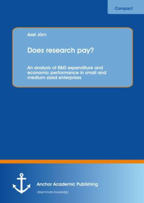 Does research pay? An analysis of R&D expenditure and economic performance in small and medium sized enterprises   Dodax.de