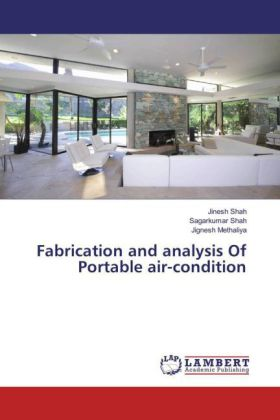 Fabrication and analysis Of Portable air-condition | Dodax.ch