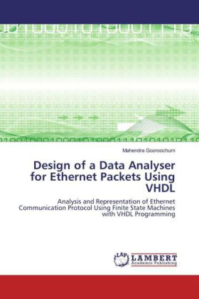 Design of a Data Analyser for Ethernet Packets Using VHDL | Dodax.ch