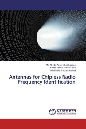 Antennas for Chipless Radio Frequency Identification | Dodax.ch