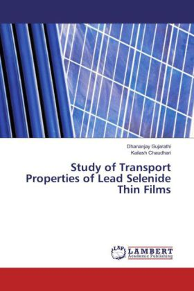 Study of Transport Properties of Lead Selenide Thin Films | Dodax.at