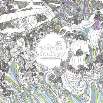 The Magical Journey: A Colouring Book | Dodax.ch