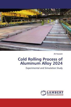 Cold Rolling Process of Aluminum Alloy 2024 | Dodax.pl
