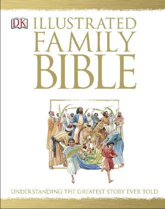The Illustrated Family Bible | Dodax.ch