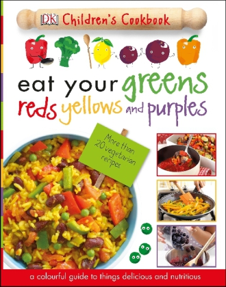 Eat Your Greens Reds Yellows and Purples | Dodax.ch