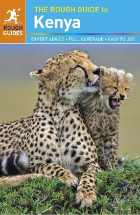 The Rough Guide to Kenya   Dodax.co.uk