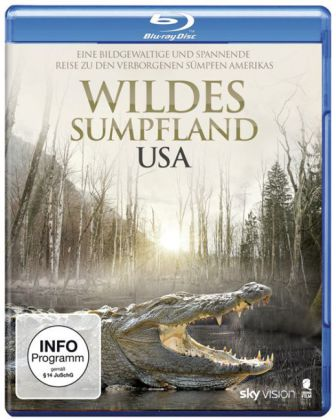 Wildes Sumpfland USA, Blu-ray | Dodax.at