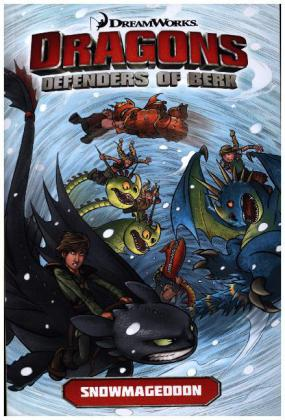 Dragons: Defenders of Berk - Snowmageddon | Dodax.co.uk