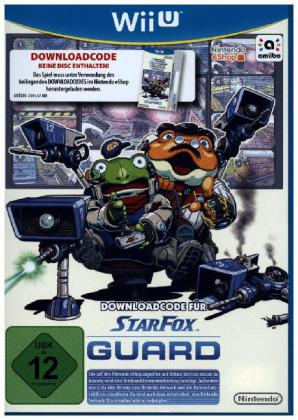 Star Fox Zero Guard - Wii U | Dodax.at