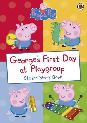 Peppa Pig: George's First Day at Playgroup | Dodax.nl