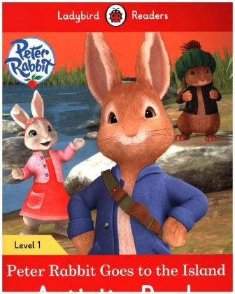 Peter Rabbit: Goes to the Island Activity Book | Dodax.at