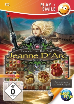 Heroes from the Past, Jeanne d'Arc, 1 DVD-ROM | Dodax.es
