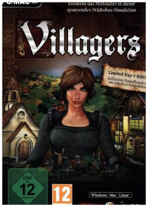 Villagers, 1 DVD-ROM + 1 Audio-CD (Limited Day-One-Edition) | Dodax.ch