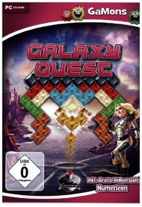 Galaxy Quest, 1 CD-ROM | Dodax.ch