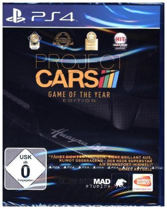 Project CARS (Game of the Year Edition) - PS4 | Dodax.at