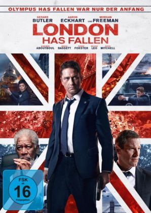 London has fallen, 1 DVD | Dodax.de
