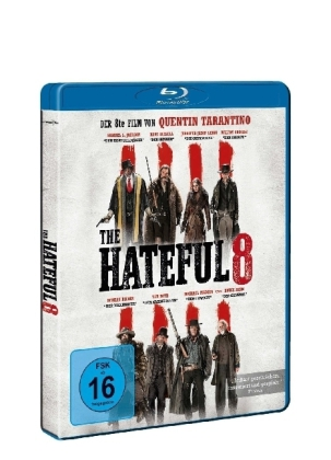The Hateful 8, 1 Blu-ray | Dodax.co.uk