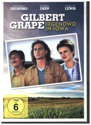 Gilbert Grape - Irgendwo in Iowa, 1 DVD | Dodax.de