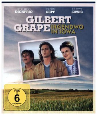 Gilbert Grape - Irgendwo in Iowa, 1 Blu-ray | Dodax.de