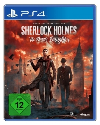 Sherlock Holmes The Devil's Daughter - PS4 | Dodax.ch