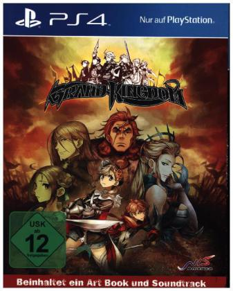 Grand Kingdom (Launch Edition) - PS4 | Dodax.at