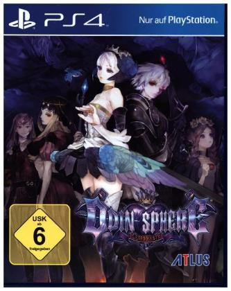 Odin Sphere - PS4 | Dodax.es