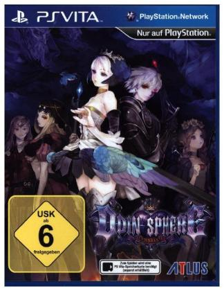 Odin Sphere German Edition - PSV | Dodax.nl